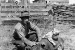 1920-00-00-ArnoldAE1917-ArnoldDS1890-with-Pig