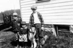 1928-00-00-ArnoldAL1925-ArnoldAE1917-ArnoldAF1921-with-Mabel