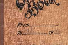 1930-00-00-ArnoldAE1917-Notebook