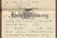 1930-06-11-MooreRE1910-KahleyLL1912-Marriage-Certificate