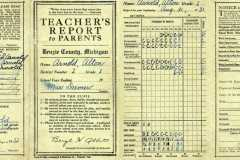 1932-05-26-ArnoldAL1925-Teachers-Report-to-Parents-and-Promotion-to-2nd-Grade