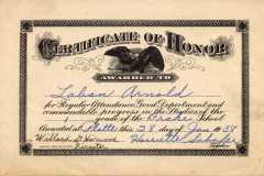 1938-01-28-ArnoldLD1929-Certificate-of-Honor