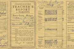 1938-05-01-ArnoldLD1929-Report-CardPromoted-to-Third-Grade