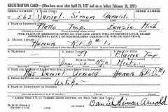 1942-00-00-ArnoldDS1890-WW2-Draft-Registration