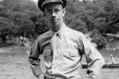 PFC Alvin Arnold, 1944.