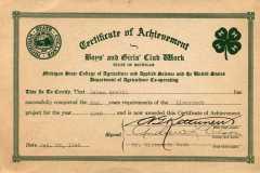 1946-10-23-ArnoldLD1929-Certificate