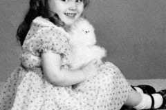 Joyce Y. Arnold, May 1956.