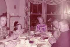 1956-12-25-Christmas-Dinner-ArnoldLD1929-and-others