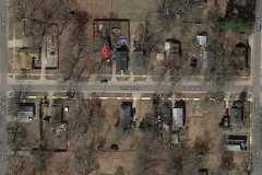 1957-12-01-540-Leonard-Avenue-Map-View
