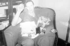 1957-12-25-ArnoldLD1929-Christmas