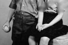 Daniel E. and Joyce Y. Arnold, 1960.