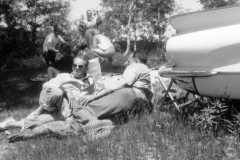 Pearl Lake, 1961.