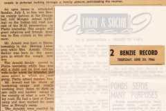 1966-07-03-ArnoldDS1890-BalitzTM1896-Golden-Anniversary-Benzie-Record