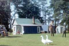 1967-09-04-Honor-ArnoldLD1929-ArnoldDS1890-ArnoldDE1956-ArnoldGJ1958-playing-croquet