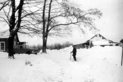 Early Snow? Pictures developed in September, 1967.