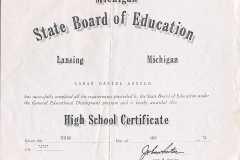 1978-05-03-ArnoldLD1929-High-School-Certificate
