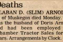 1987-02-16-ArnoldLD1929-Death-Notice