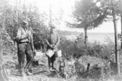 Farm Scene, circa 1948