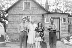 Honor Homestead, circa 1950