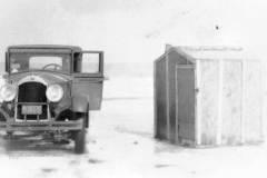 Honor Ice Fishing, circa 1960