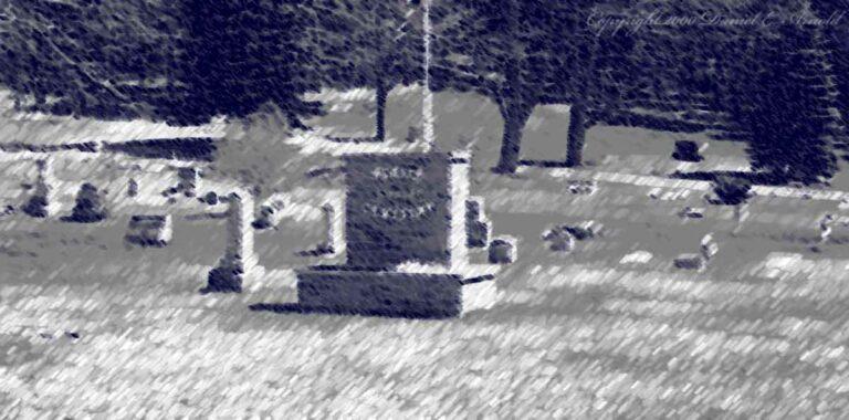 Joseph William Harwood Death