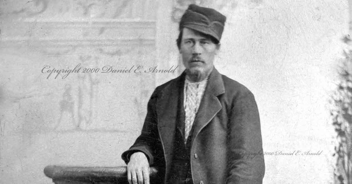 Daniel Webster Arnold Biography