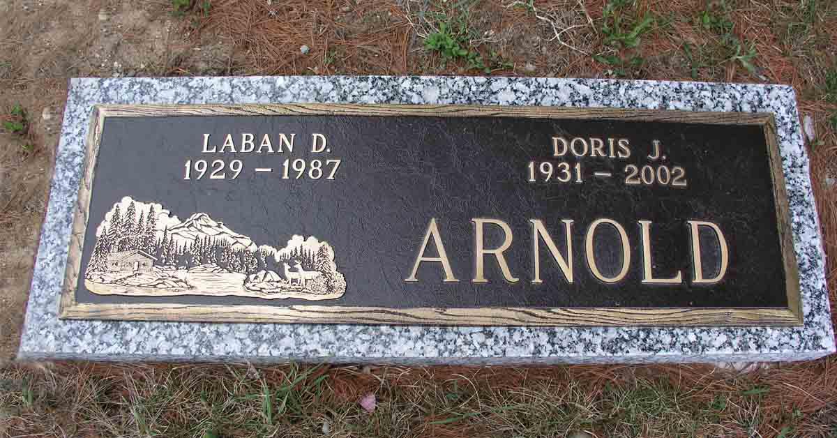 Laban Daniel Arnold Death