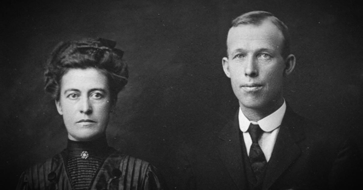 Lillian Francis Arnold Marriage