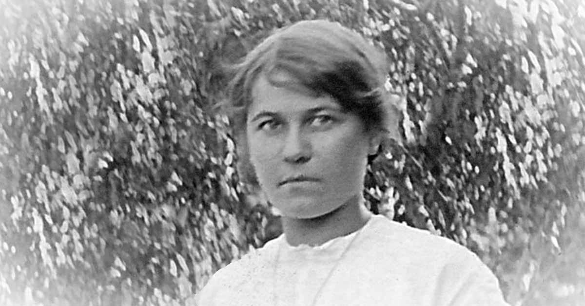 Lottie Mildred Arnold Biography