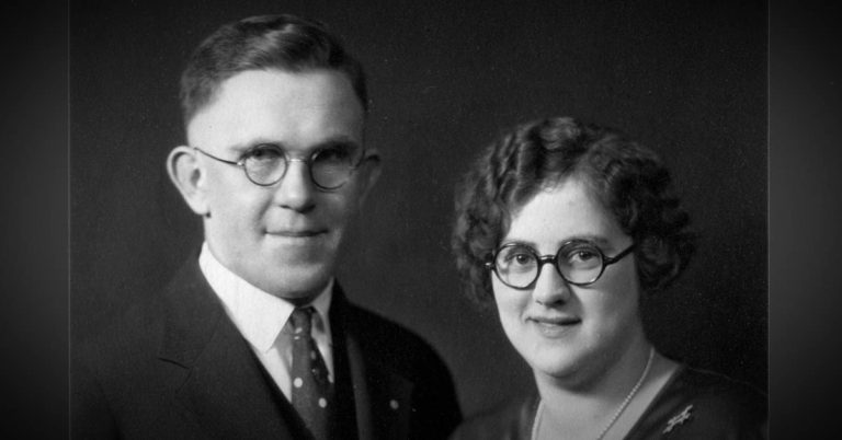 Ernest Fred Balitz and Della Campbell Marriage