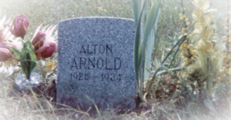 Alton Leonard Arnold Death