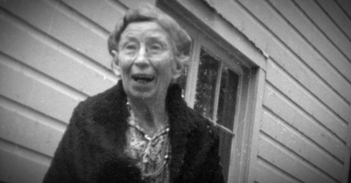 Edith Lillian Buess Biography