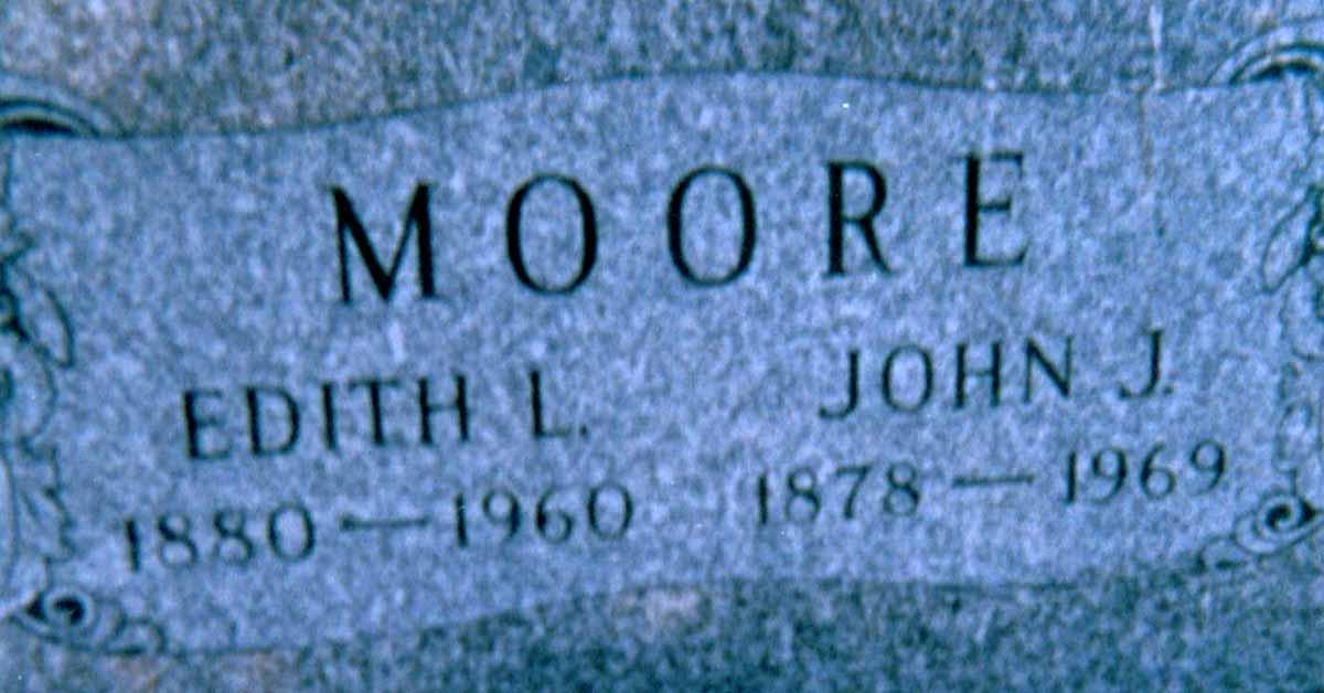 John J. Moore Death